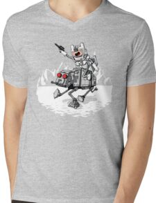 All Terrain Adventure Transport Mens V-Neck T-Shirt