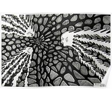 237 - COSMIC RENDEZVOUS - DAVE EDWARDS - INK - 2012 Poster