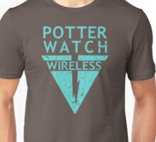 Potterwatch Wireless (Distressed Version) Unisex T-Shirt