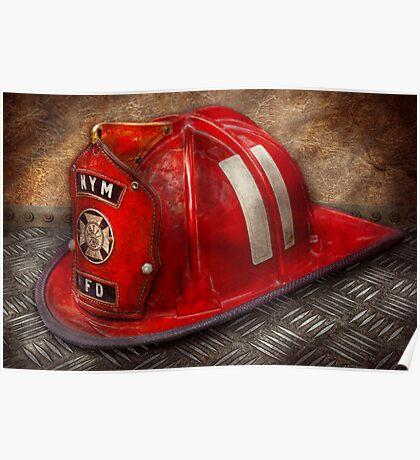Fireman - A childhood dream Poster