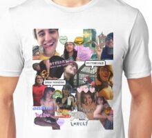 Mytoecold (Drew Monson) collage Unisex T-Shirt