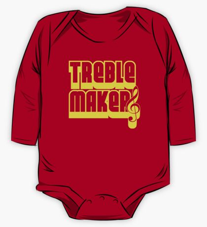Treblemakers One Piece - Long Sleeve