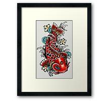 Ms. Fish Mooney  Framed Print