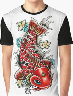 Ms. Fish Mooney  Graphic T-Shirt