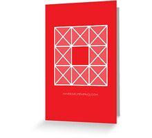 Design 50 Greeting Card