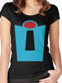 Vintage Mr. Incredible Women's Fitted Scoop T-Shirt