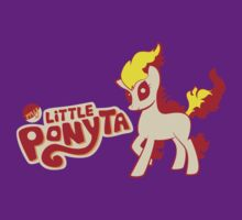 My Little Ponyta by lemon-skies