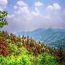Valley Shot - North Carolina by glennc70000
