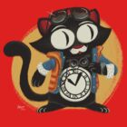 Time-Cat by Aron J. Shay