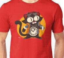 Time-Cat Unisex T-Shirt