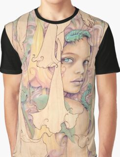 Datura Graphic T-Shirt