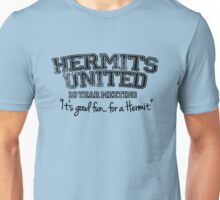 Hermits United Unisex T-Shirt