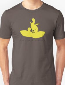 Baby geese - goslings! They were juggled! Unisex T-Shirt