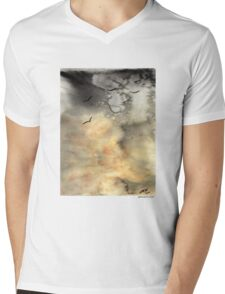 The Storm Mens V-Neck T-Shirt