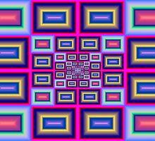 Pure GIMP #2: Too Many Negative Political TV Ads  (UF0729) by barrowda