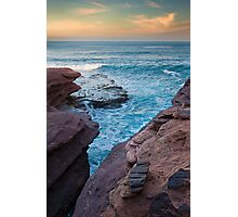The Gap - Eagle Gorge - Kalbarri Photographic Print
