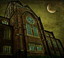 Silent Church by Scott Mitchell