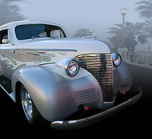 39 Chev Deluxe by WildBillPho