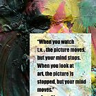 ART Quote -Amy Chace by Amy Chace