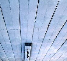 Porch Ceiling Blue by Doug Hockman