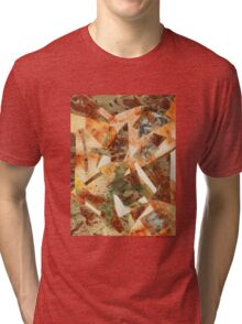 Rusty Pieces Tri-blend T-Shirt