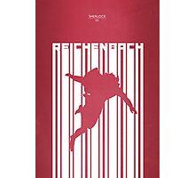 Sherlock: Reichenbach Photographic Print