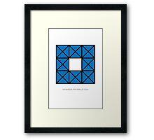 Design 52 Framed Print