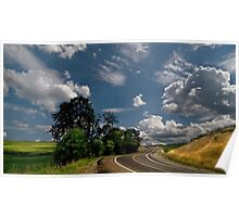 a long and winding road Poster