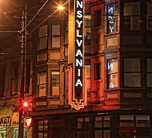 The Pennsylvania at West Hastings by Wendi Donaldson Laird