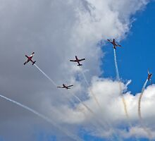 The Roulettes by Dennis Wetherley