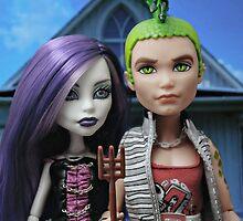 American Goth by dolladay