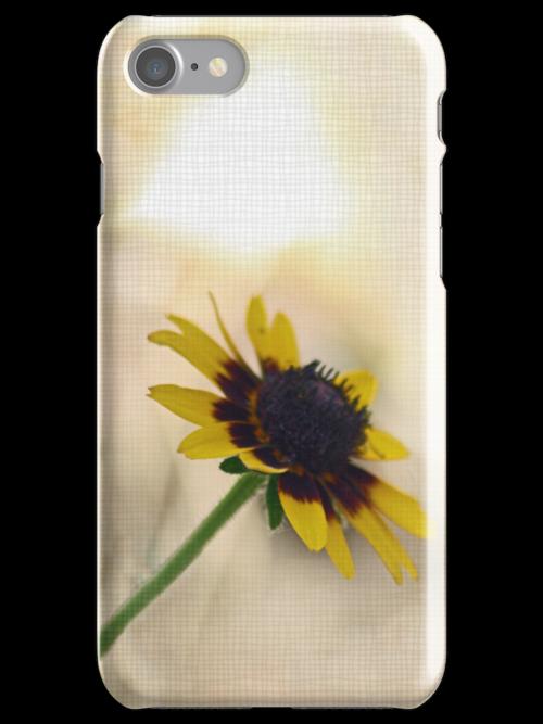 Sunny Flower iphone Case by Corri Gryting Gutzman