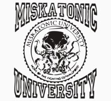 Miskatonic University by babydollchic