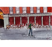 Plaza Mayor Photographic Print