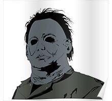 HALLOWEEN 6 Michael Myers Poster