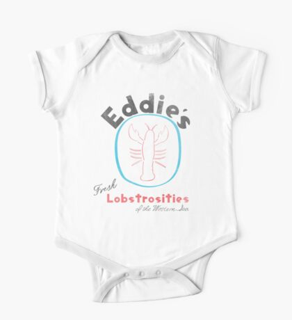 Eddie's Fresh Lobstrosities of the Western Sea One Piece - Short Sleeve