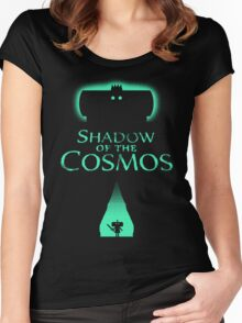SHADOW OF THE COSMOS Women's Fitted Scoop T-Shirt