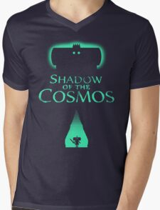 SHADOW OF THE COSMOS Mens V-Neck T-Shirt