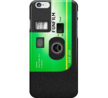 Disposable Camera - FunFilm iPhone Case/Skin