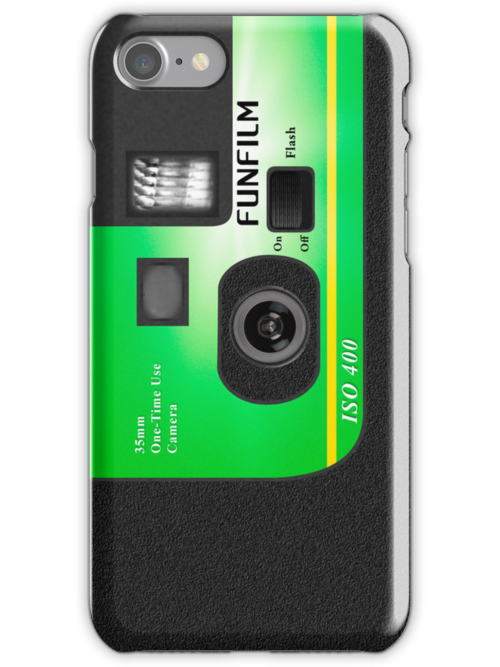 Disposable Camera - FunFilm by Onny Carr