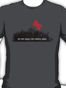 The Barricade Arises T-Shirt
