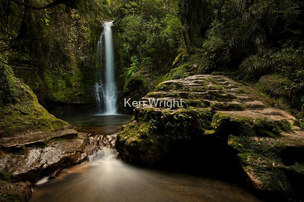 Kaiate ~ Stairway to Shangri-La by Ken Wright