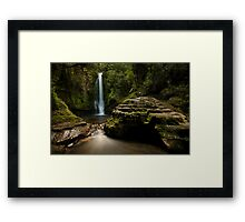 Kaiate ~ Stairway to Shangri-La Framed Print