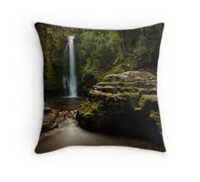 Kaiate ~ Stairway to Shangri-La Throw Pillow