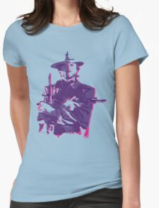The Wood Womens Fitted T-Shirt