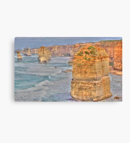12 APOSTLES, GREAT OCEAN ROAD VICTORIA Canvas Print