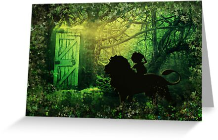 The Lion and the Wardrobe by Rookwood Studio ©