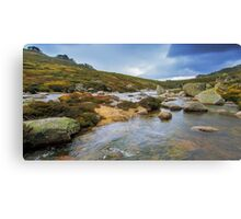 Head of the River Canvas Print