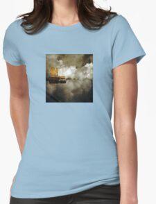 Vietnam ~ Halong Bay Womens Fitted T-Shirt