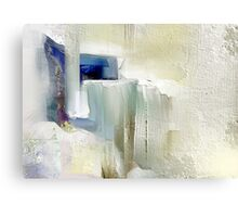Antarctic symphony Canvas Print